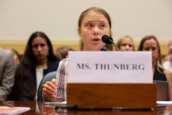 Greta Thunberg acusa a países ricos de