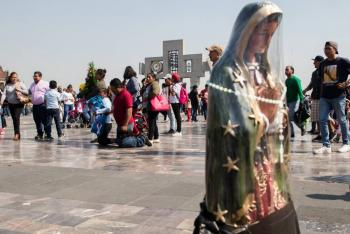 Conoce los detalles de la ceremonia 488 de la virgen de Guadalupe