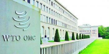 "Urge México a terminar con ""parálisis"" en la OMC"