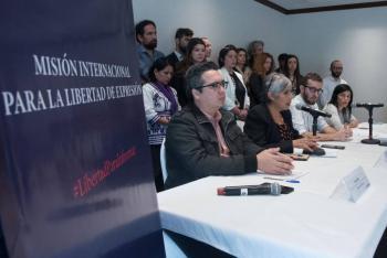 Advierte CPJ que existen unos 250 periodistas encarcelados en el mundo