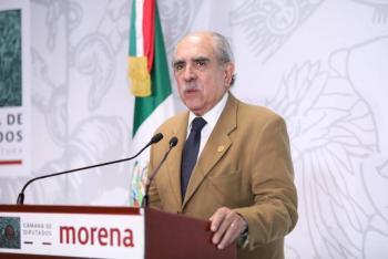 Sección Instructora aprueba lista de dependencias para solicitar información en torno al Juicio Político a Rosario Robles: Pablo Gómez