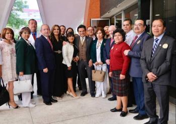 El IMSS está de pie gracias a sus trabajadores: Zoé Robledo