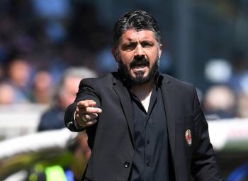 Gennaro Gattuso, nuevo entrenador del Napoli