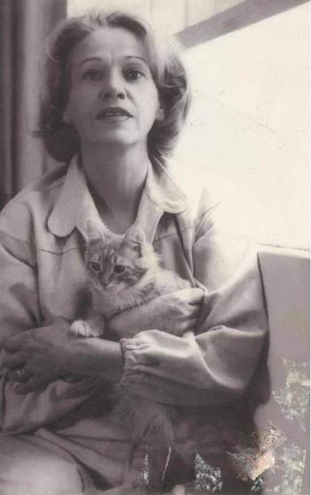 Hace 103 años nació la mexicana Elena Garro