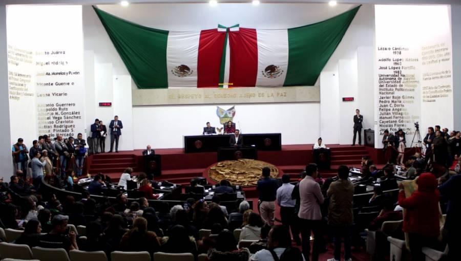 Congreso rechaza despenalizar el aborto en Hidalgo