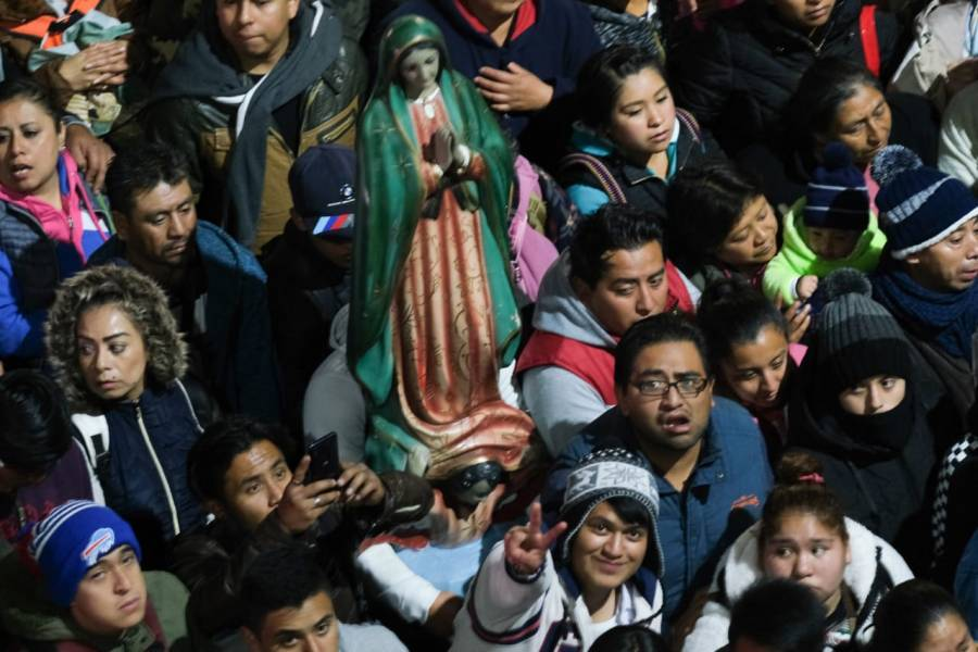10 millones 600 mil personas han asistido a Basílica: Sheinbaum