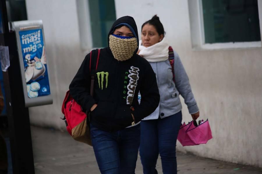 Frente frío 22 provocará heladas en norte y centro del país