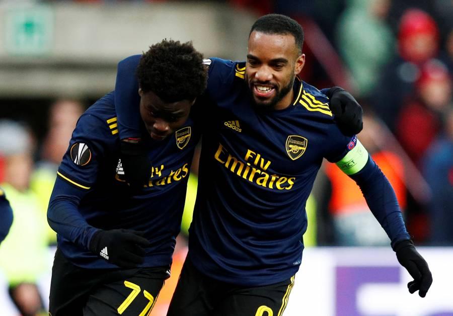 Arsenal ante el Lieja y avanza en la Europa League