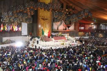 La Basílica de Guadalupe congrega más de nueve millones de peregrinos