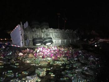 Un muerto en la México-Cuernavaca por accidente vial