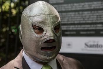 El Hijo del Santo demandaría a Fabián Cháirez por uso de su máscara