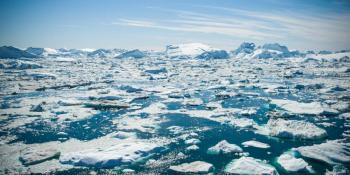 Groenlandia se deshiela más rápido y provocará aumento en nivel del mar