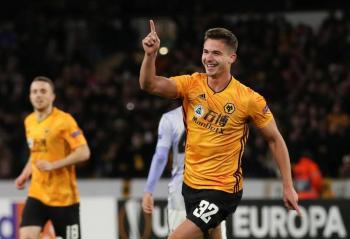 El Wolverhampton sin Jiménez golea al Besiktas en la Europa League