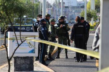 Ataque a instalaciones de la policía deja tres muertos en Guanajuato