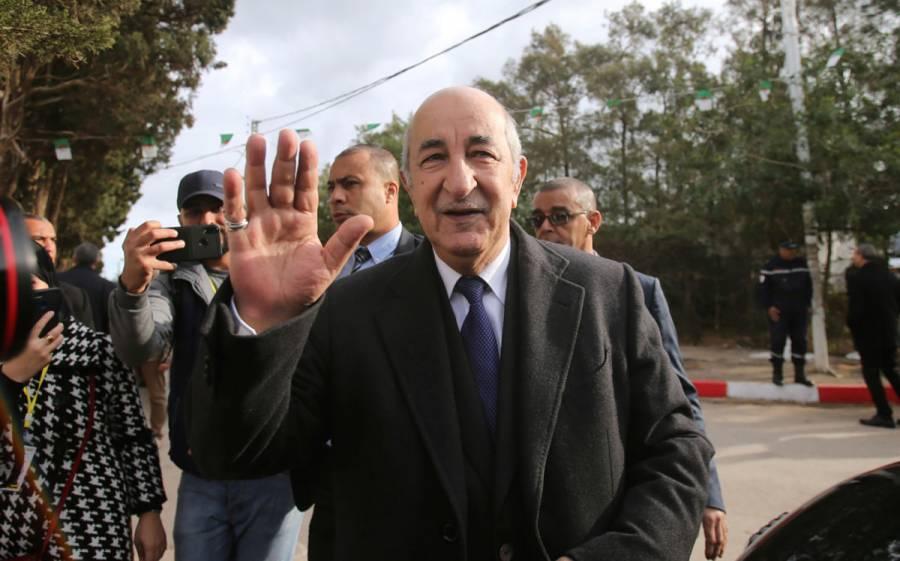 Abdelmadjid Tebboune, nuevo presidente de Argelia
