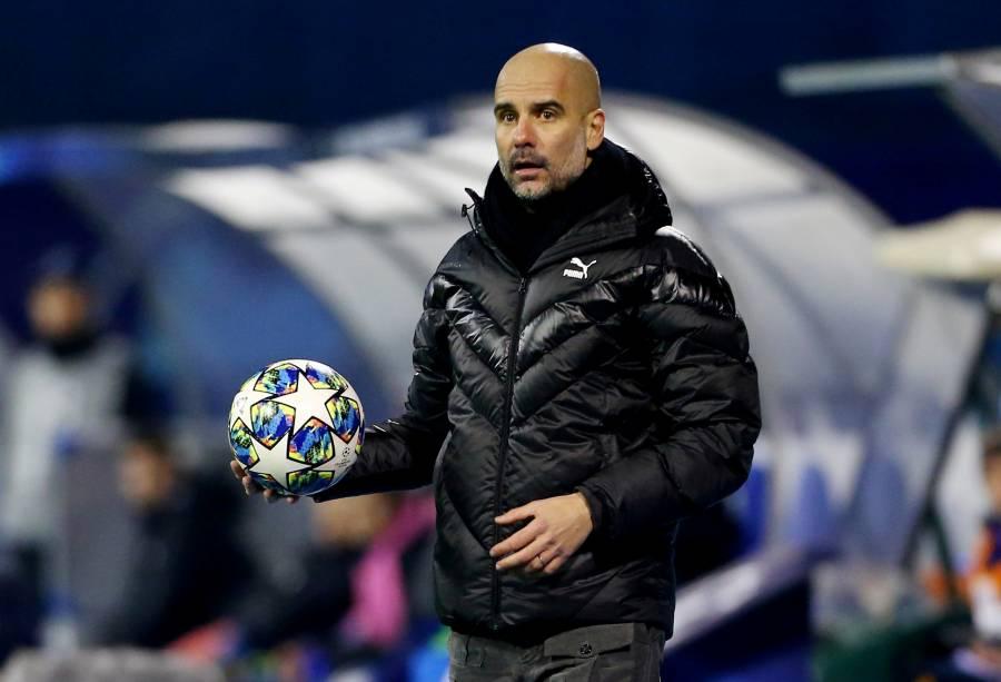Guardiola niega tener cláusula de salida del Manchester City