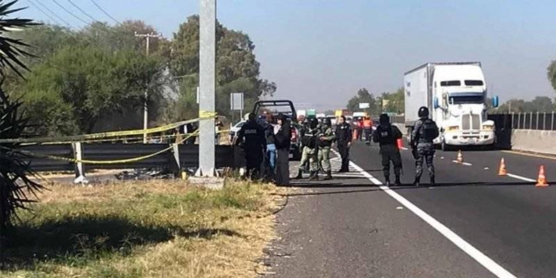 Cuerpos embolsados pertenecían a 4 policías secuestrados en Guanajuato