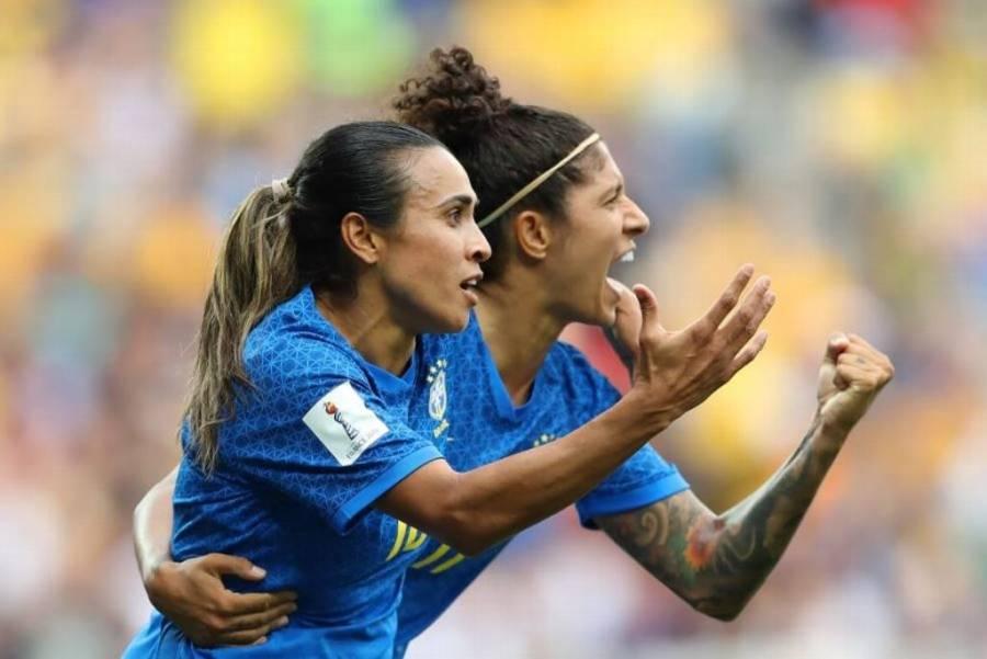 Colombia y Brasil van por sede de Mundial femenil 2023