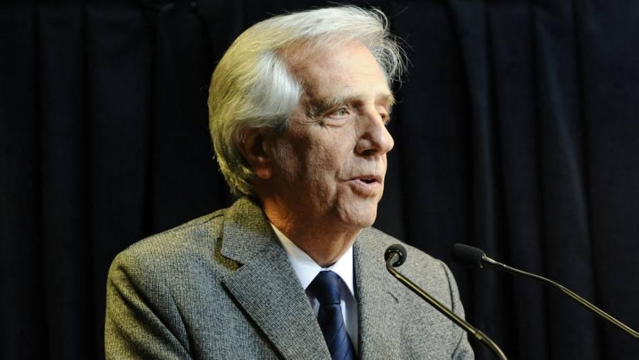 Tabaré Vázquez vence cáncer de pulmón