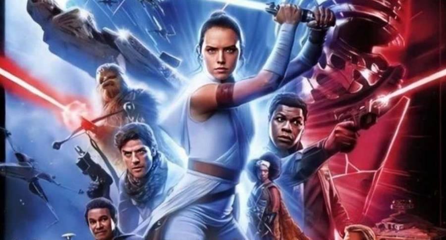 "Noveno episodio de ""Star Wars"