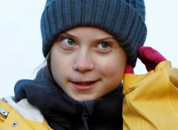 Necesito un descanso: Greta Thunberg