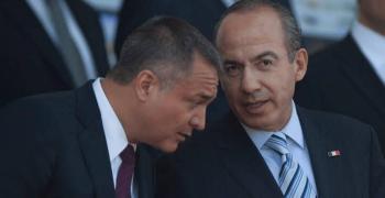 Herrera Valles no revela grado de complicidad de García Luna: FCH