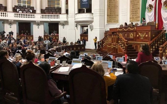 Es aprobado por el Congreso de la CDMX el Paquete Económico 2020