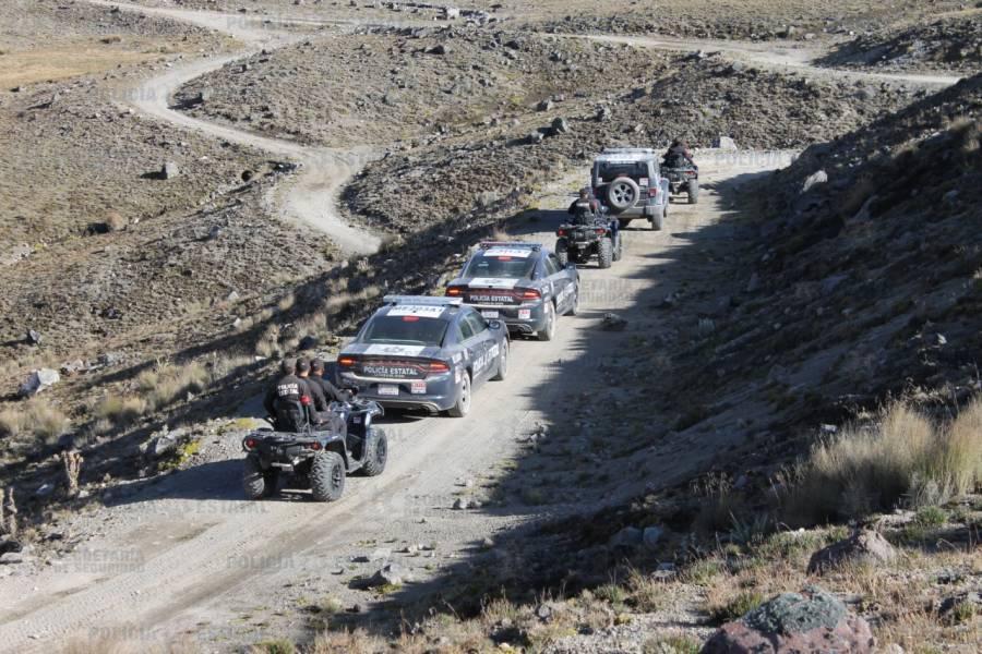 Emiten recomendaciones para quienes visiten la zona de volcanes