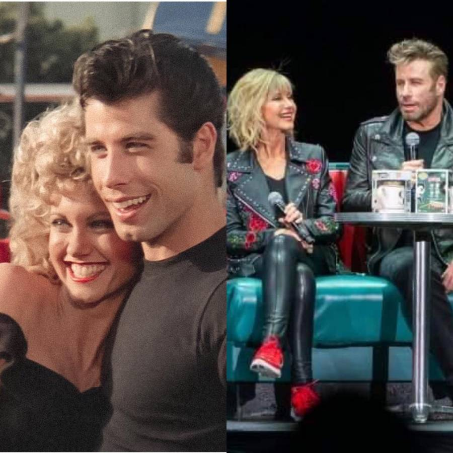 Regresan Sandy y Danny de 'Grease'