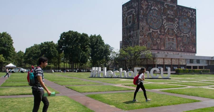 Comienza la UNAM su periodo vacacional de invierno