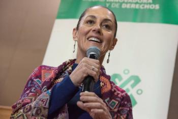 Sheinbaum anuncia el regresó del alcoholímetro CDMX en 2020