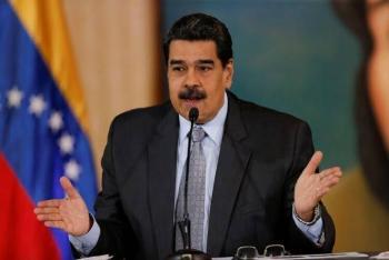 Anuncia Maduro orden de arresto contra grupo de Guaidó