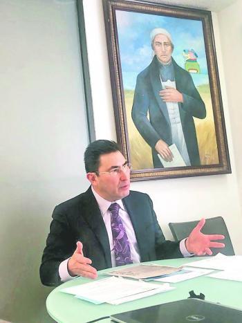 """""""Hay que darle una nueva oportunidad a Elba Esther"""": Fernando González, dirigente nacional de RSP"""