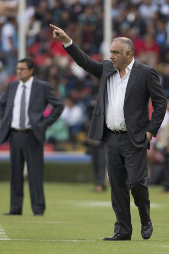 Memo Vázquez toma riendas de Atlético San Luis