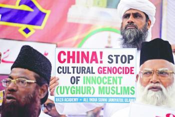China destruye pruebas de guetos en Xinjiang