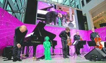 Arrancan en Alemania festejos por 250 años de Beethoven
