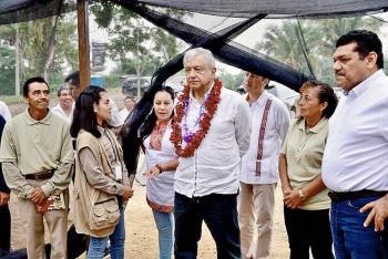 Reitera López obrador que no se reelegirá