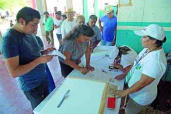 Dan el sí al Tren Maya enjornada histórica: Gobierno