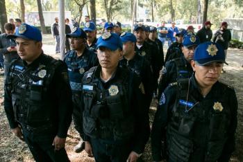 CDMX Despliega 22 mil policías por operativo navideño
