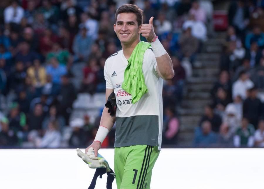 Sebastián Jurado será nuevo portero de Cruz Azul