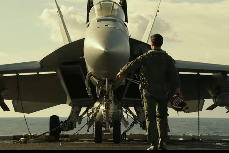 """Vuelve Tom Cruise en tráiler de """"Top Gun: Maverick"""""""