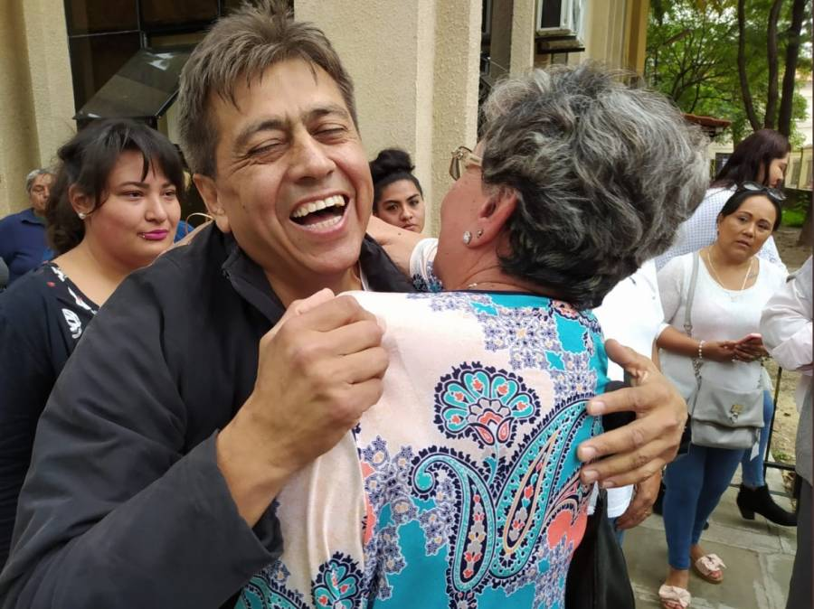 Con Evo en el exilio, opositores regresan a Bolivia