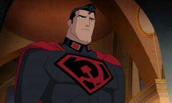 """Lanzan primer tráiler de """"Superman: Red Son Son"""""""