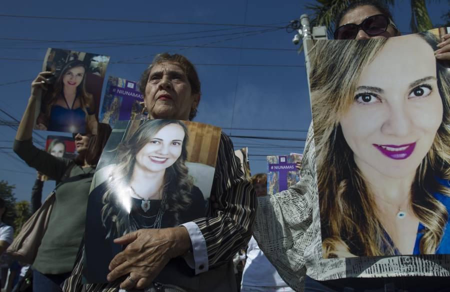 Por lo menos cinco personas involucradas en asesinato de Abril Pérez