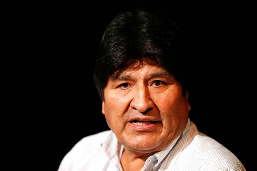 Tengo derecho a hacer política desde Argentina: Evo Morales