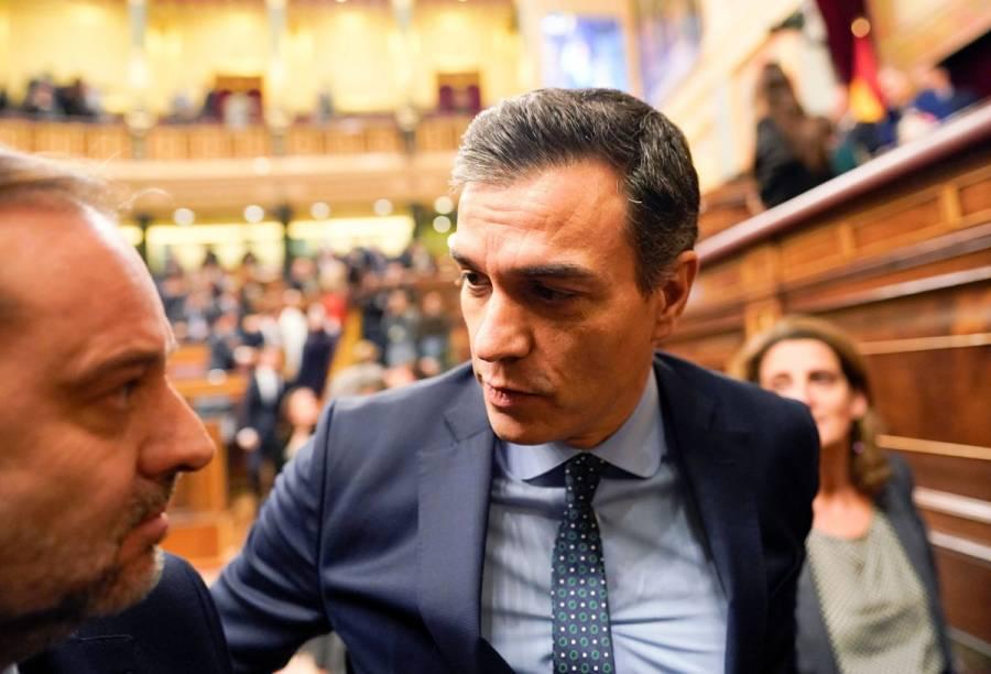 Pedro Sánchez promete diálogo con Cataluña si se concreta investidura