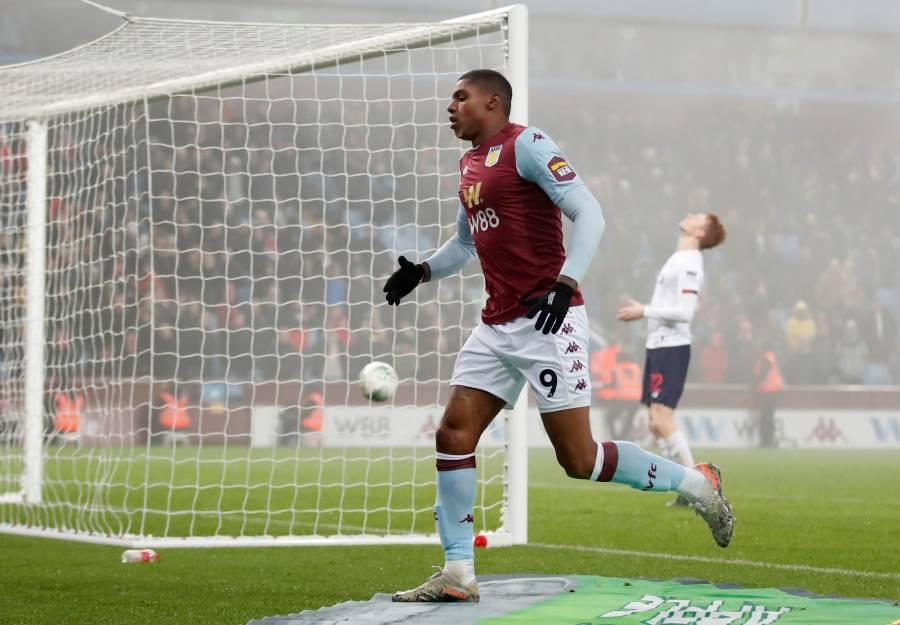 Aston Villa golea y elimina al Liverpool juvenil de la Carabao Cup