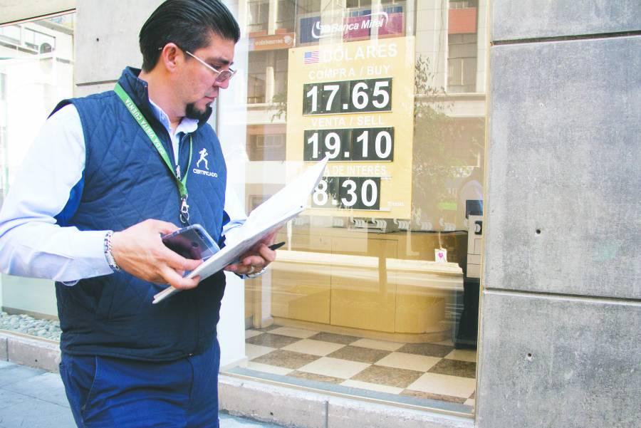 Advierten de mayor volatilidad del peso el próximo año
