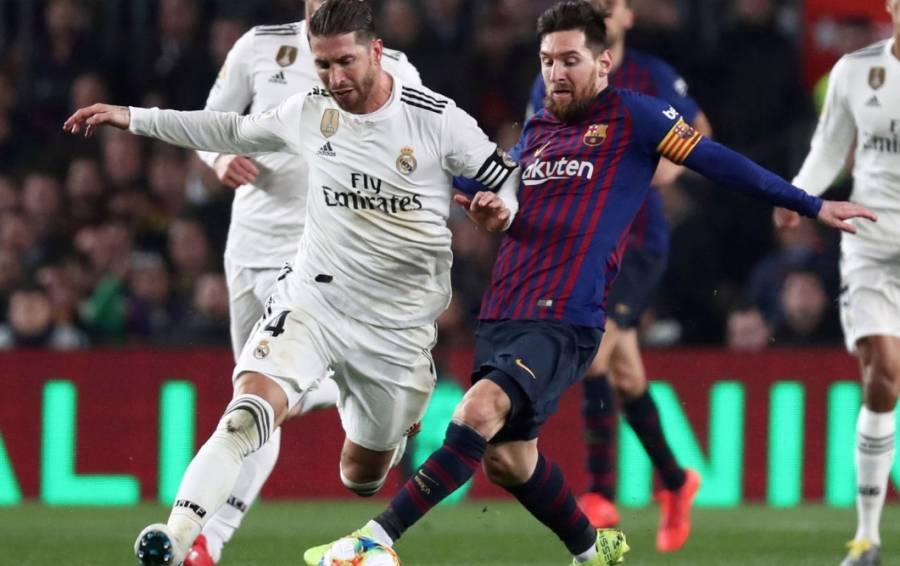 Barcelona vs Real Madrid, juego de alta tensión