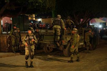 Guanajuato, la entidad donde han muerto más policías y con más homicidios